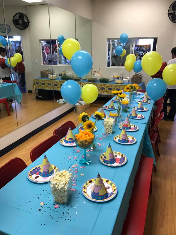 WRTS Clearwater Birthday Parties